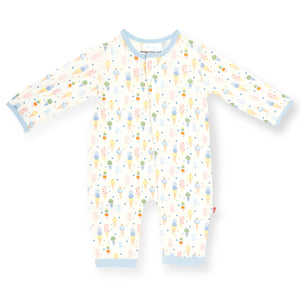 Ice Ice Cream Baby Modal Magnetic Coverall