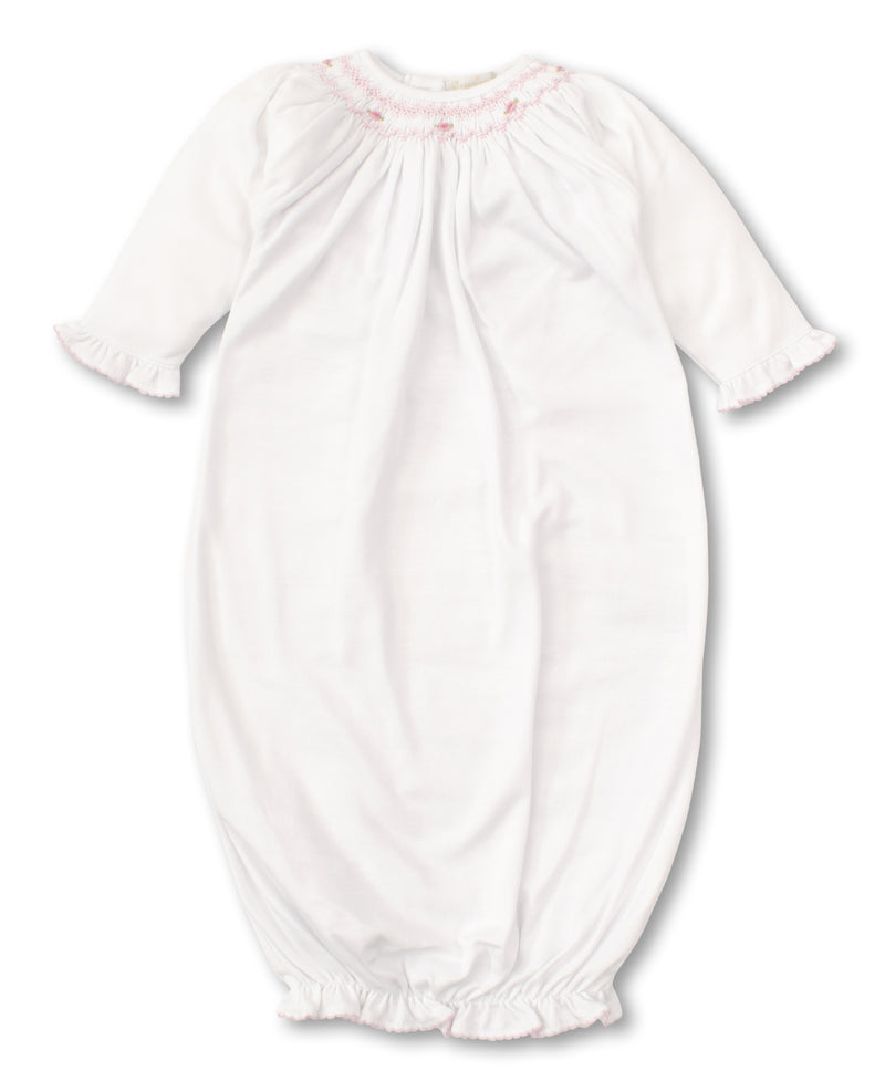 Kissy Kissy CBL Summer Bishop Sack with Hand Smocking