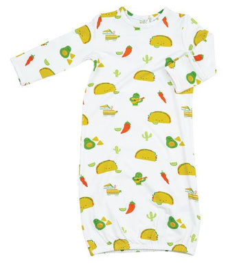 Taco Party Gown