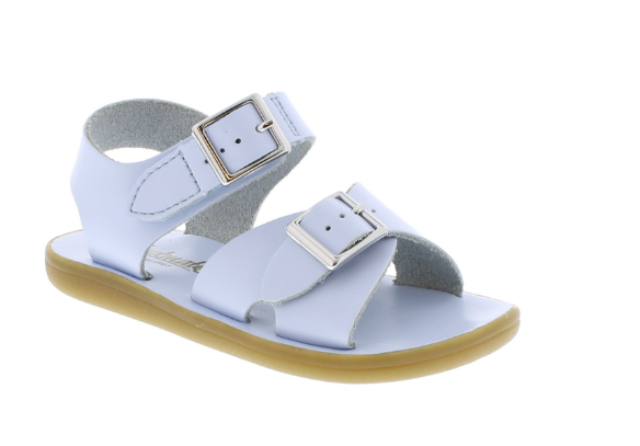 Footmates Tide Sandals - Light Blue