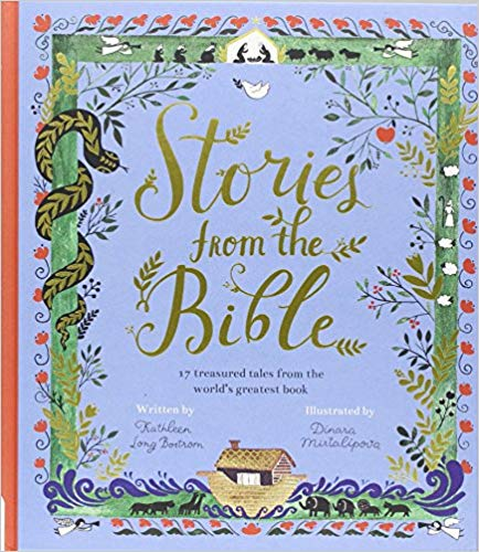 Stories from the Bible Book