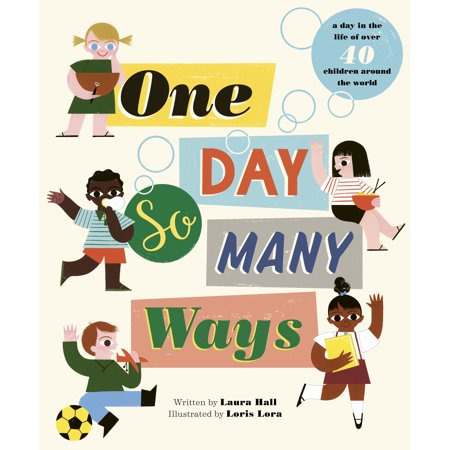 One Day, So Many Ways Book