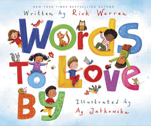 Words to Love By Hardcover