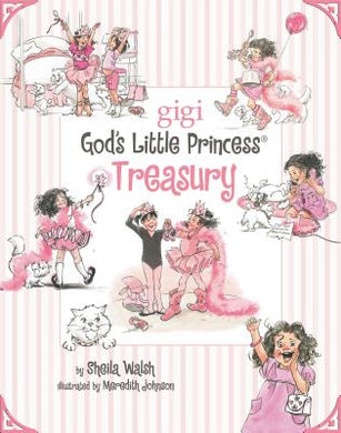God's Little Princess Treasury (Gigi)