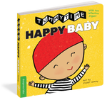 Tummy Time Books - Happy Baby & Animal Parade