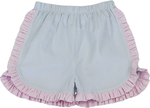 Charlotte Ruffle Short - Keep Blooming
