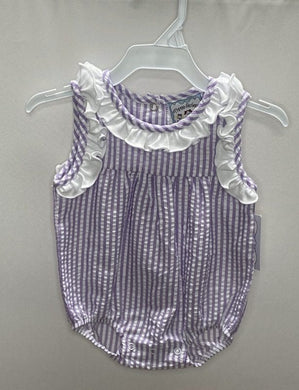 Emma Bubble - Lilac Stripe