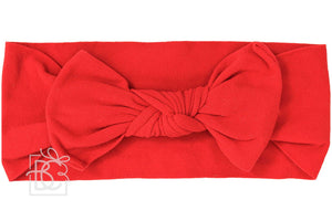 WIDE PANTYHOSE HEADBANDS (0-3 Months) - Available in 3 Colors