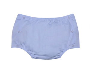 Boy Diaper Cover (Blue or Red)