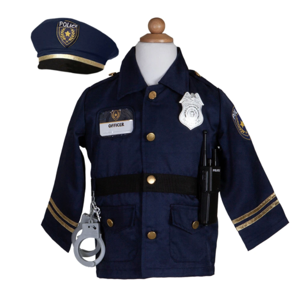 Police Officer w/ Accessories