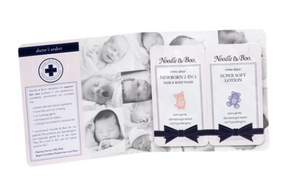 Newborn 2-in-1 Lotion Samples