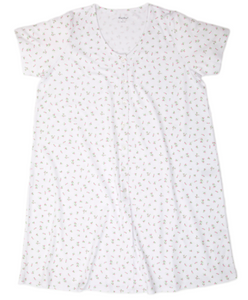 Garden Roses Print (Adult Nightgown)