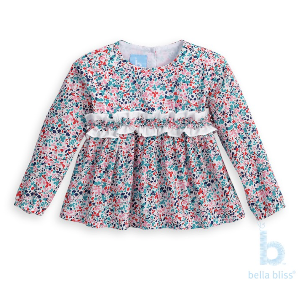 Holly Blouse - Libby Floral