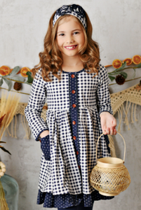 RALEIGH WILLOW POCKET DRESS