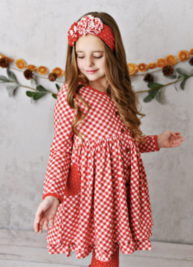 LAUREL WILLOW POCKET DRESS
