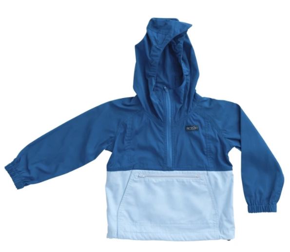 Anorak Pullover Jacket - Blueberry