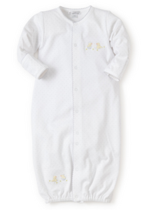 Hatchlings Converter Gown - White/Silver