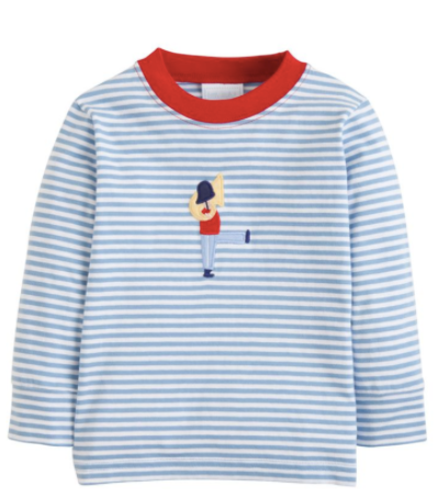 Toy Soldier Applique T-shirt
