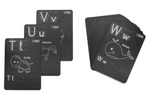Chalkboard Placemats, Flash Cards & Crayons