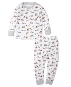 Construction Co Pajama Set
