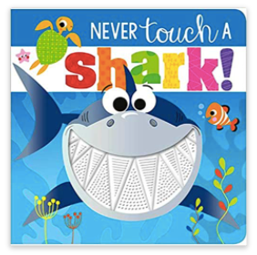 Never Touch a Shark