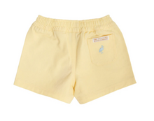 Sheffield Twill Shorts - Bellport Butter/Buckhead Blue