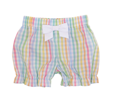Natalie Broadcloth Knickers - Old Preston Plaid/Worth Avenue White