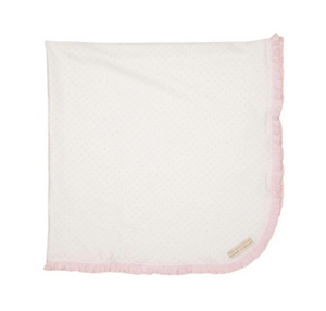 Baby Buggy Blanket - Pink MD
