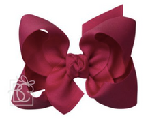 LG Grosgrain Bow (Multiple Colors Available)