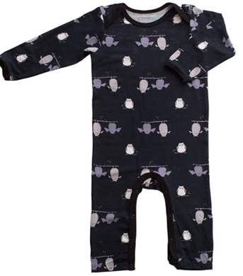 Bestaroo 2 Pc Pajamas - Owls & Bats