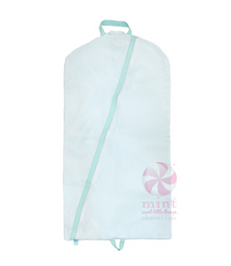 Oh Mint Garment Bag - Mint