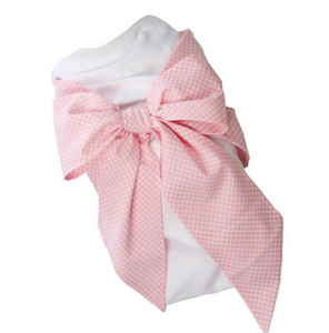 Bow Swaddle (3 Colors Available)