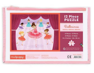 Princess Castle Pouch Puzzle