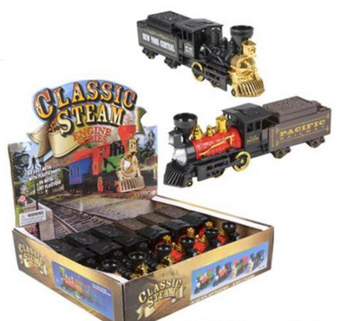 Classic Coal Steam Engine
