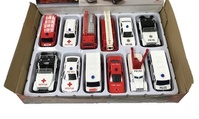 Emergency Team Vehicles