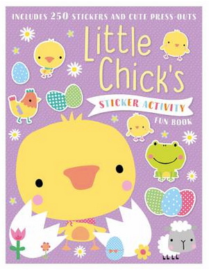 Little Chick's Sticker Activity Book