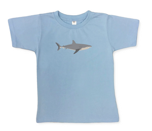 Shark in Color Short Sleeve Tee