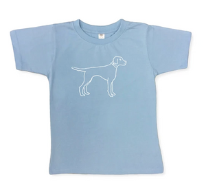 Bird Dog Short Sleeve Tee