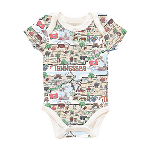 TN Map Onesie