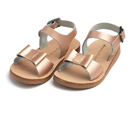 Bayview Sandal - Rose Gold
