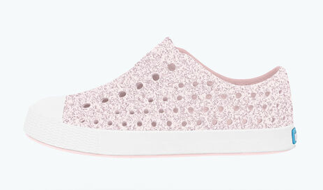 Jefferson Bling - Milk Pink Bling