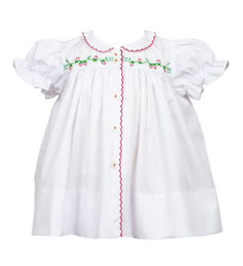 Sallie Strawberry Dress