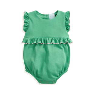 bella bliss Cammeron Pima Bubble - Green