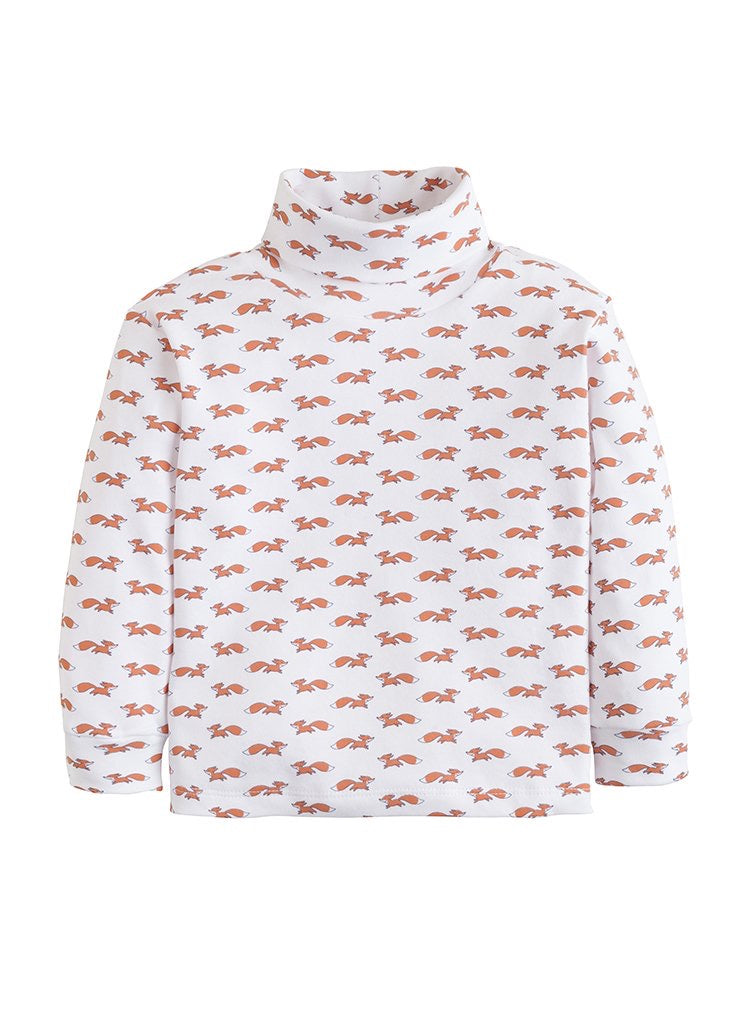 Fox Turtleneck