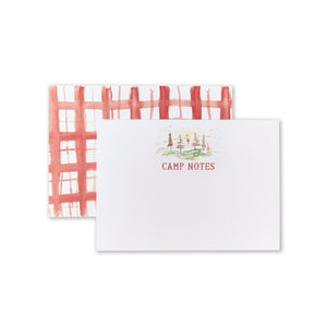 "5""x7"" Camp Notes (set of 6)"