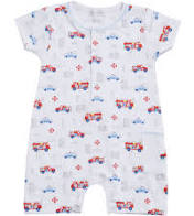 Short Playsuit - Rescue Team