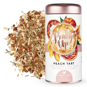 Pinky Up Peach Tart Tea