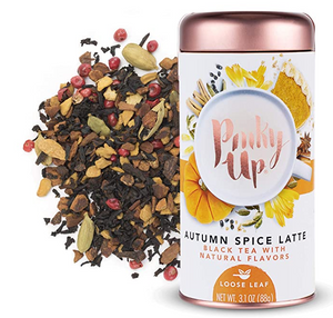 Pinky Up Autumn Spice Latte Tea