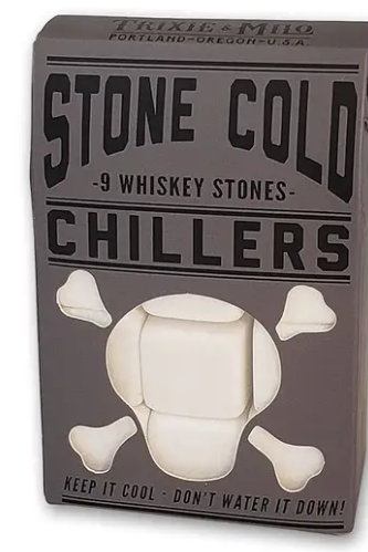 TM Whiskey Stones
