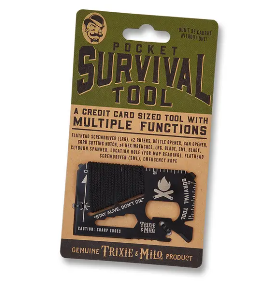 Trixie & Milo Survival Tool